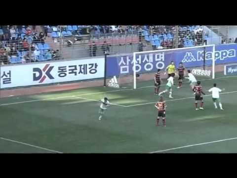 Pohang Steelers 3-2 Jeonbuk Motors - Full highlights1445