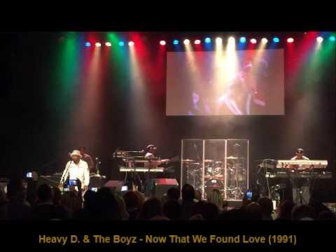 Teddy Riley live - Talkbox Medley [BOBBY B.-JOHNNY KEMP-HEAVY D.-HI FIVE-MICHAEL JACKSON]
