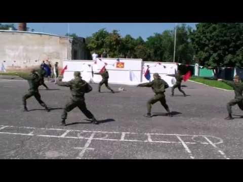 Рукопашный бой войск РЭБ г.Тамбов 2015