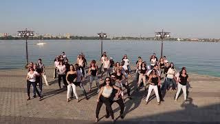 Kiz2gether   Kizomba Flashmob 2017 Dnepr