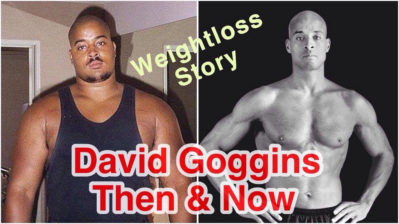 david goggins height weight