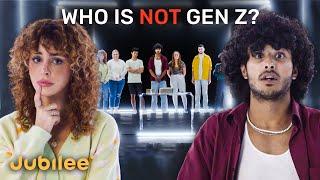 6 Gen Z vs 1 Secret Millennial | Odd One Out