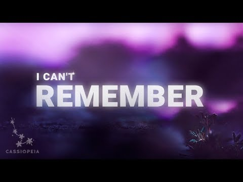 Elijah Jamal feat. Audiomoe - I Can't Remember (Lyrics)