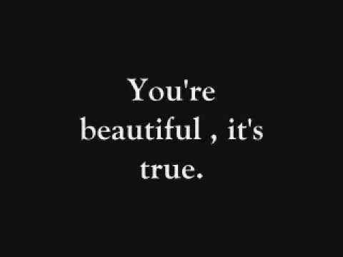 James Blunt - You're Beautiful Lyrics | SongMeanings