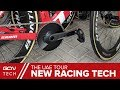 Brand New Tech From The UAE Tour | GCN Tech's Pro Cycling Round Up