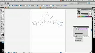 How to Make Gradient Across Several Shapes in Illustrator : Adobe Illustrator Tutorials