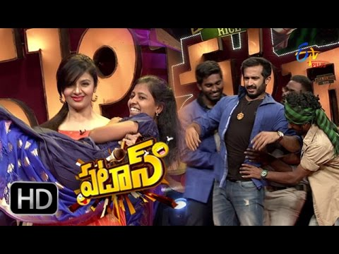 Patas | 19th November 2016 | Full Episode 301 | ETV Plus