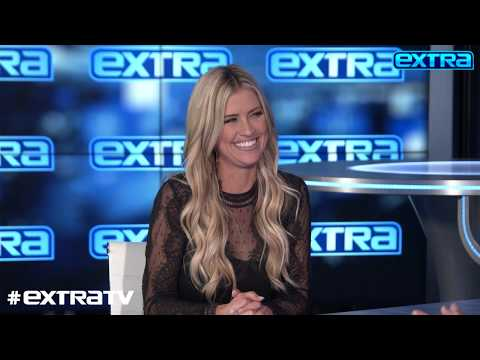 Christina Anstead on Making It Work With Her Ex-Husband Tarek El Moussa