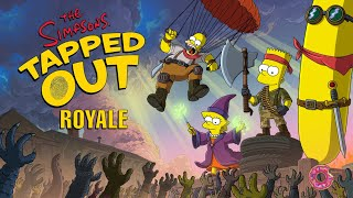 The Simpsons: Tapped Out   The Games Of Games Update 2019   You Tap And Wait 😪