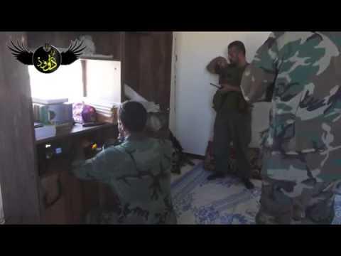 پشت صحنه عملیات سپاه پاسداران در سوریه-حلب Aleppo Syria IRGC