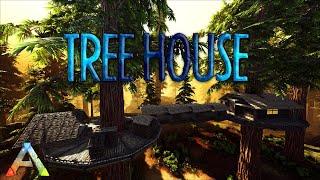 Elegant Tree House   ARK Build Battles Episode 6 | Building Competition |