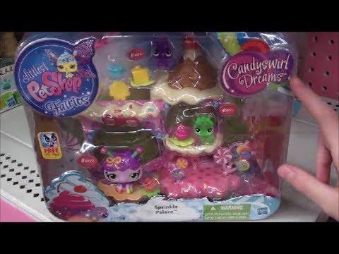 Candy Swirl Dreams Now At Walmart Littlest Pet Shop