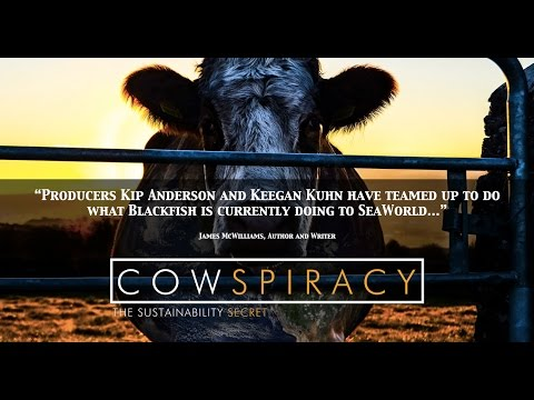 "Documentário ""Cowspiracy: The Sustainability Secret "" muda hábitos alimentares - SIC 2014"
