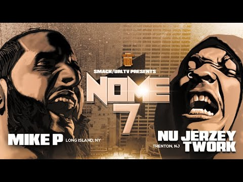 MIKE P VS NU JERZY TWORK SMACK/ URL RAP BATTLE