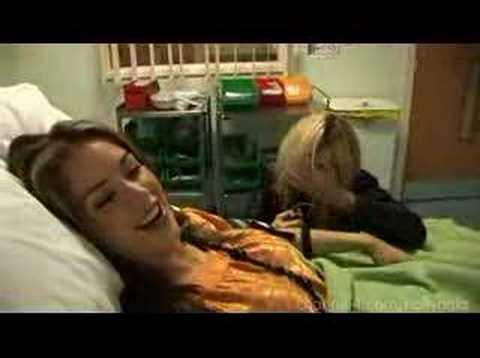 Hollyoaks Backstage  A Day In The Life of Roxanne McKee 1