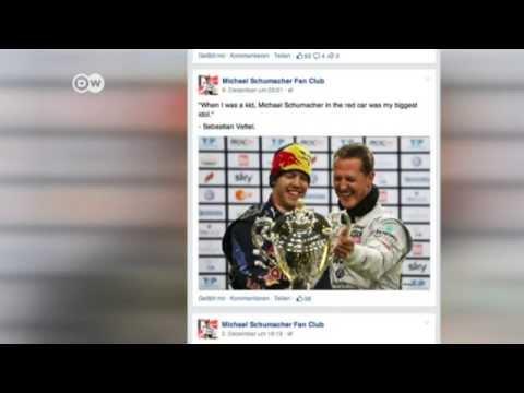 One year after Schumacher's ski accident   Journal