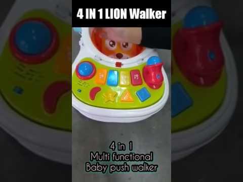 4 IN 1 LION Walker