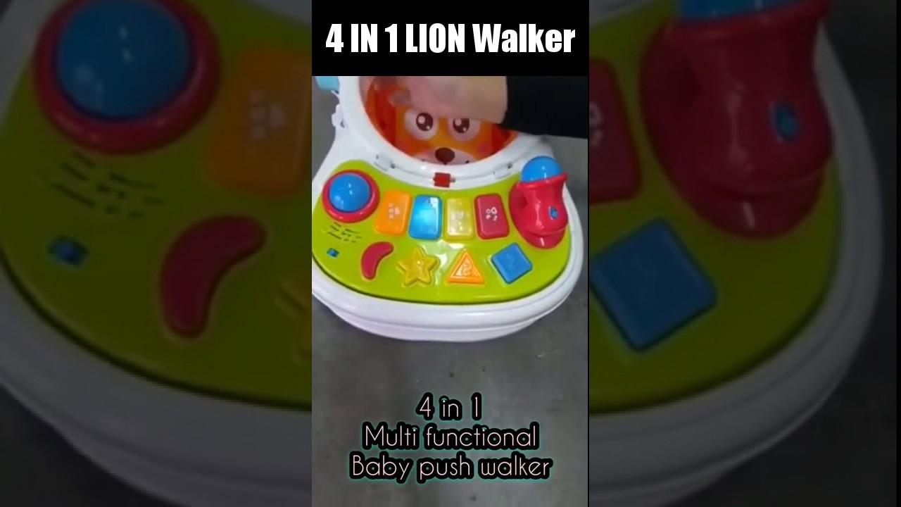535770b1b 4 IN 1 LION Walker - YouTube