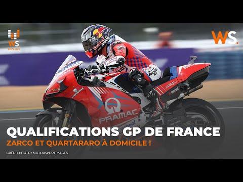 MotoGP - Suivez en direct les qualifications du GP de France sur 100% Live - We Sport
