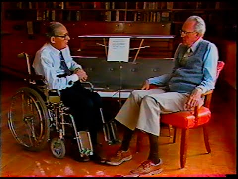 Interview with Richard Cramer and Edward Jenner 1990