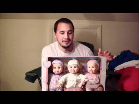 Cursing Baby Doll Sold at Toys R Us