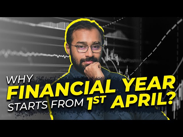 Why Financial Year Starts from 1st April? #shorts