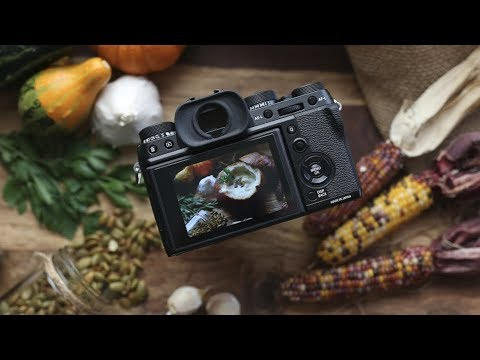 How to photograph FOOD! 🍲