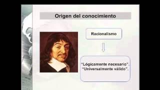 01 Idealismo Racionalismo y empirismo
