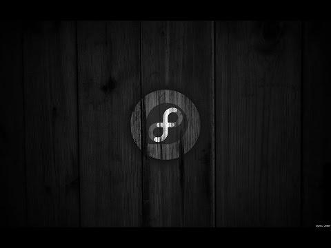 Linux Fedora 24 (Gnome) Workstation - EXTRAIT LIVE