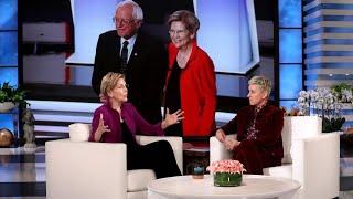 Senator Elizabeth Warren On How She'd Beat Trump