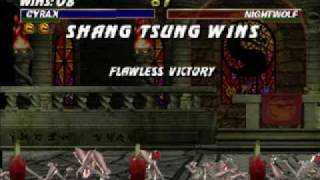 TAS Mortal Kombat Trilogy N64 in 10:08 by Dark Fulgore