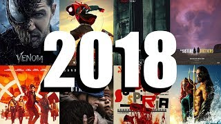 The Most Terrible (& EPIC) Films of 2018
