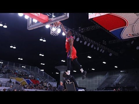 NBA G League Slam Dunk Preliminary Round