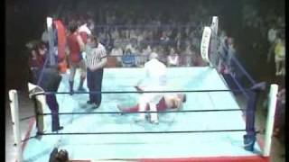 World Of Sport - Marty Jones vs Mark Rollerball Rocco pt.3 (78-07-26)