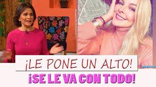 Paty Chapoy Le Da Una Leccion A Marjorie De Sousa