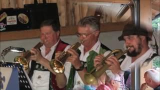 Campingplatzfest am 04.08.2017 mit den Enzianmusikanten