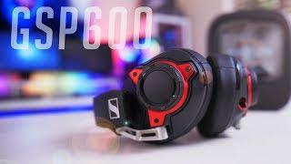 The Ultimate Package - Senheiser GSP600 Review