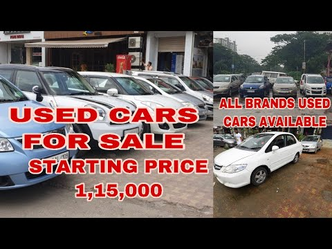 Used Cars For Sale | Starting Price 1,15,000 Onward | Cheap Price Second Car In India | Fahad Munshi