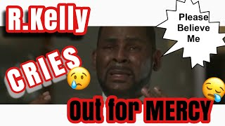 """R. Kelly C*R*I*E*S during Interview and Gets Angry & Em0tional   """"Please Believe Me"""""""