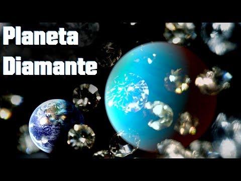 Planeta Diamante ! 55 Cancri e ! Space Engine