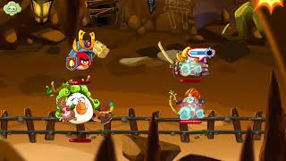 angry birds epic cave 11 boss