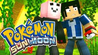 Minecraft Pokemon Sun and Moon - BEWEAR THE BEAR HUGS! #3