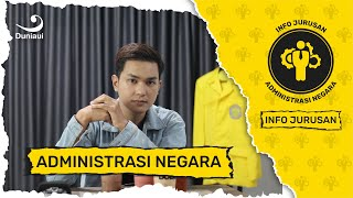 Info Jurusan Ilmu Administrasi Negara, FIA UI   Dewa Aditya
