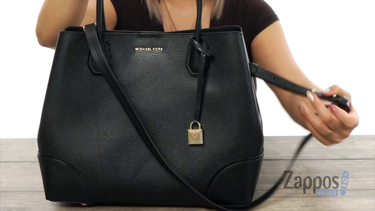 73cc559482830c MICHAEL Michael Kors Mercer Corner Large Center Zip Tote SKU: 9018363