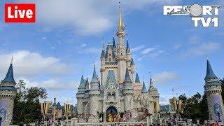 🔴Live: Magic Kingdom 1080p Saturday Fun - Walt Disney World Live Stream - 2-23-19
