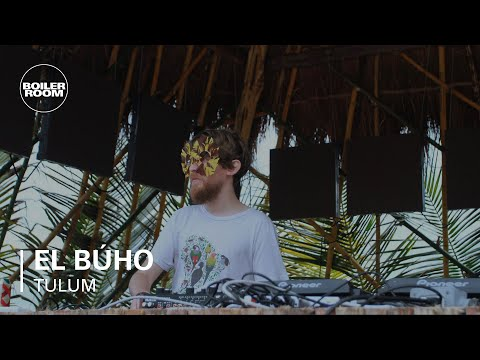 El Búho Boiler Room Tulum x Comunite Live Set