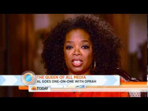 Oprah I went into depression after Beloved