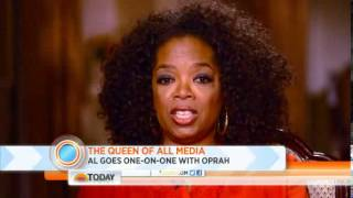 Oprah I went into depression after Beloved