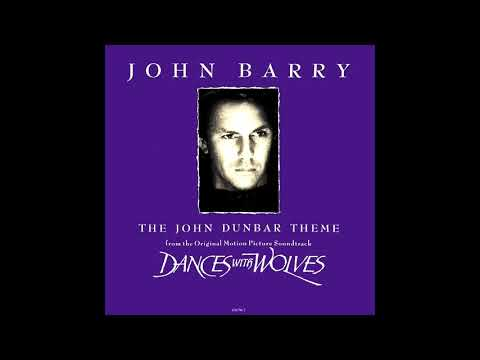 John Barry - The John Dunbar Theme [CBS Associated 35-73841, 45 rpm, 1991, stereo] mp3