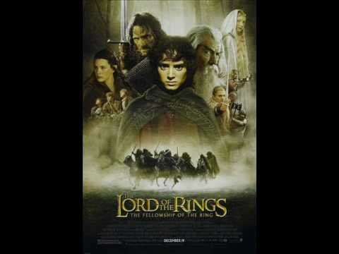 The Fellowship of the Ring Soundtrack-14-Lothlorien